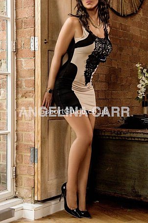 Angelina Carr Escort in London