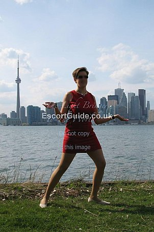 Canadian Companion London Escort in Cardiff