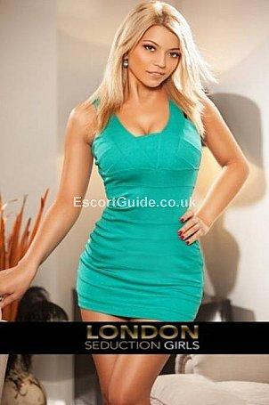 Amalia Escort in London