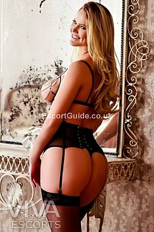 Alexa Escort in London
