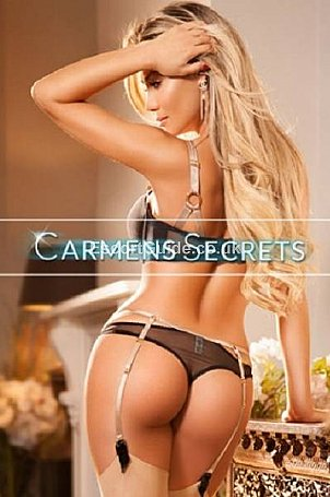 Malu Escort in London