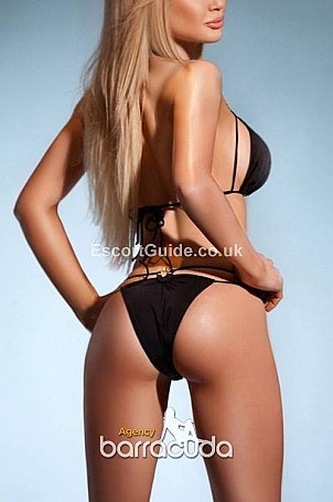 Yvonne Escort in London