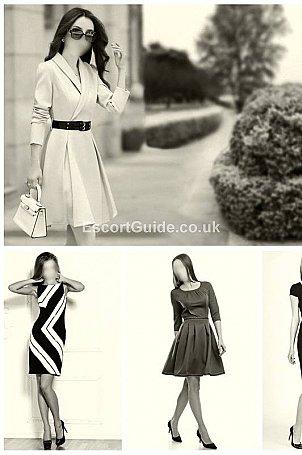 Elegant Adelle Escort in Oxford