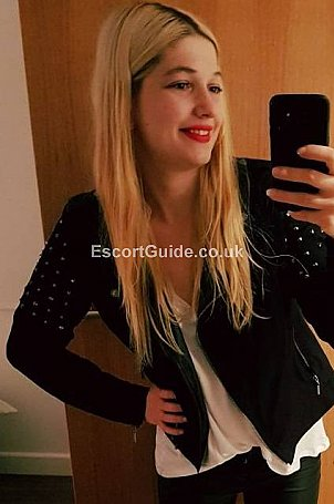 Eva Escort in Newcastle