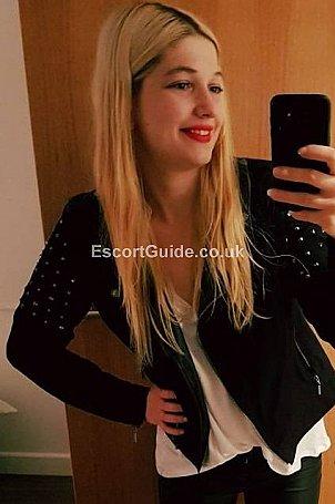 Eva Escort in Newcastle