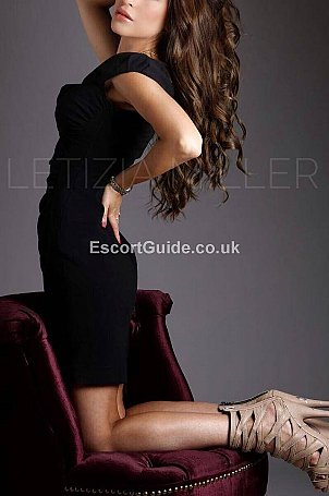 Letizia Miller Escort in London