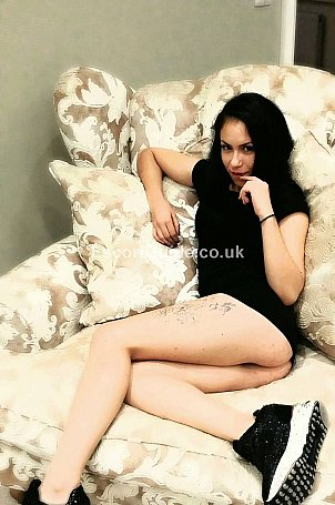 EmySexy Escort in Stoke on Trent