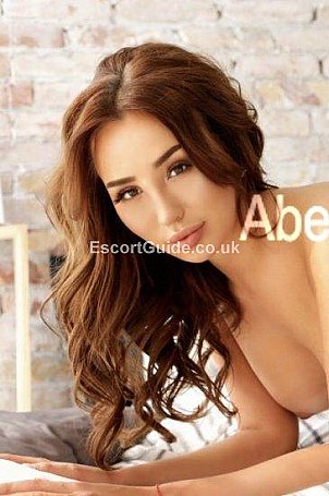 Monica Escort in London