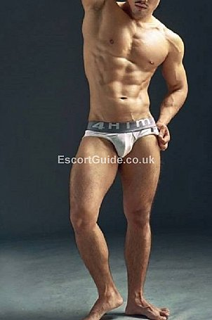Bruce Escort in London