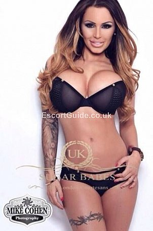 Gemma Massey Escort in London