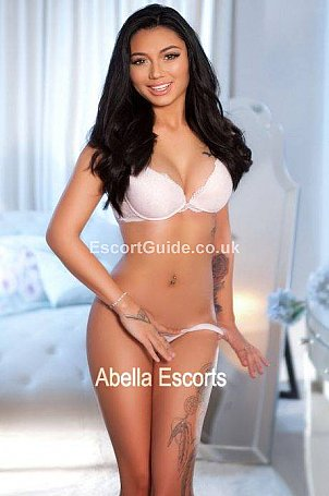 Sofina Escort in London