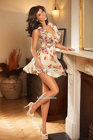 Adya Escort in London