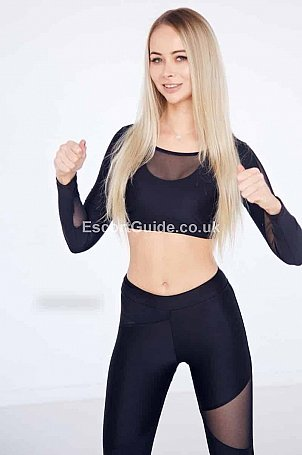 Polina Escort in London