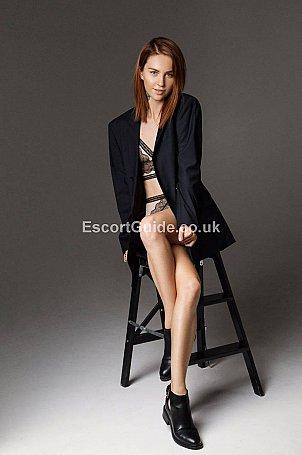Elisha Escort in London