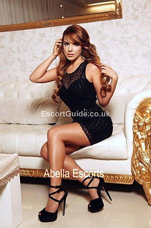 Barbara Escort in London