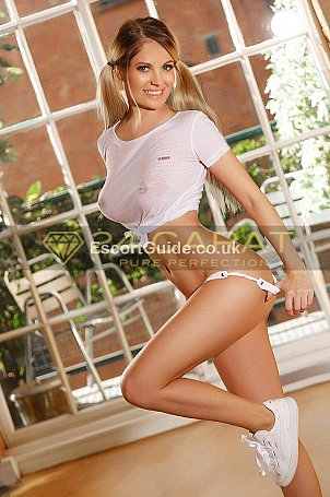 Silvia Escort in London