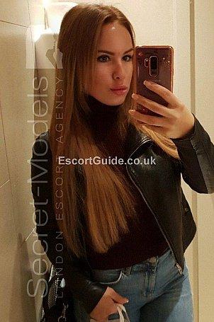 Barbara Escort in London