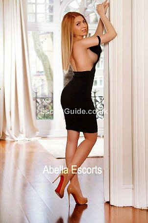 Anita Escort in London
