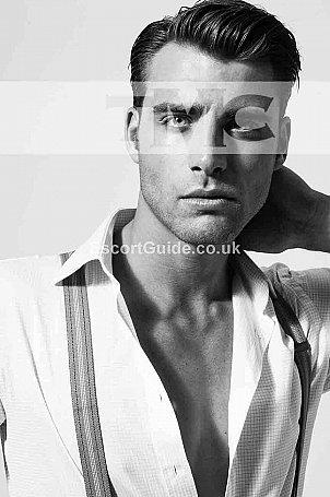 Male escort Gregory Escort in London