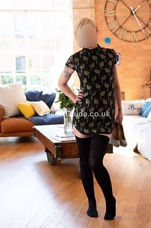 Sarah Dee Escort in London