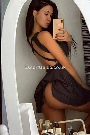 Ella Escort in Nottingham