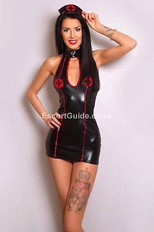 Lara Sparkles Escort in London