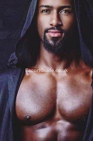 Darius Jackson Escort in London