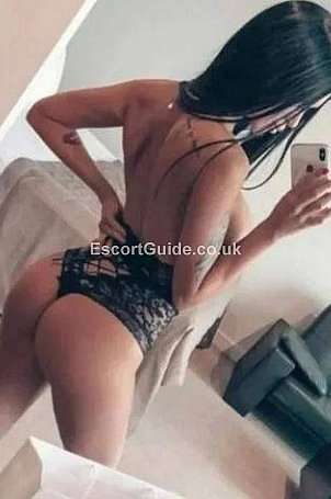 Anna Escort in London