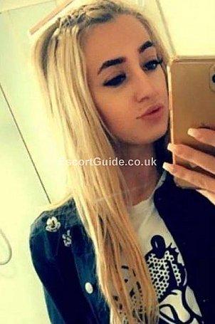 Sophie Escort in Leicester