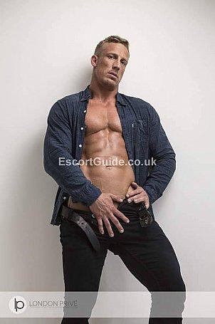 Luke Hardy Escort in London